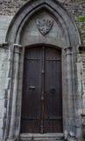 Doorway in Ghent Stock Photos