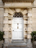 Doorway of a London Town House Stock Photography
