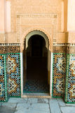 Doorway, marrakech Royalty Free Stock Photo
