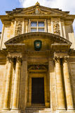 Doorway in Oxford Royalty Free Stock Photos