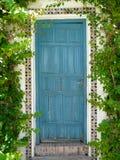 Doorway at the Palacio de Viana in Cordoba, Spain Stock Photo