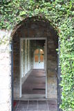 Doorway. A picture of an old doorway royalty free stock image