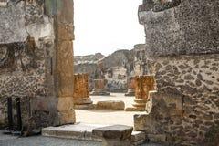 Doorway Through Pompeii Stock Image