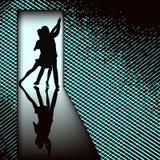 Doorway Tango Stock Image