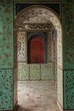 Doorway, tehran, iran Royalty Free Stock Image
