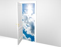 Doorway To Dreams Stock Image