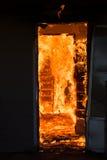 Doorway to Hell Stock Photos