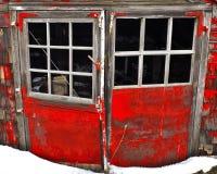 Doorway. A doorway to hidden treasures Stock Photography