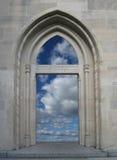 Doorway to the Sky Stock Photos