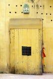 Doorway to Wat- Phnom Penh, Cambodia Royalty Free Stock Image