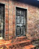 Doorway. In Vietnam on Phu Quoc Stock Image