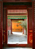 Doorways royalty free stock image