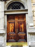 Doorways of Italy Stock Images