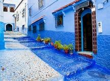 Doorways of Morocco Royalty Free Stock Photo