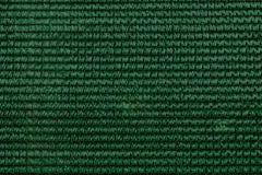 Doorweef stijlpatroon voor abstracte donkergroene achtergrond Stock Afbeeldingen