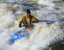 Doorweekte Playboater Royalty-vrije Stock Fotografie
