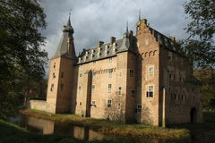 Doorwerth-Schloss lizenzfreie stockfotos
