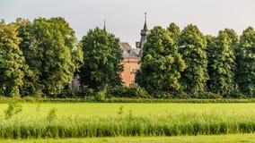 Doorwerth-Schloss Gelderland die Niederlande Lizenzfreies Stockbild