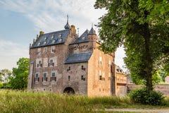 Doorwerth-Schloss Gelderland die Niederlande Stockbild