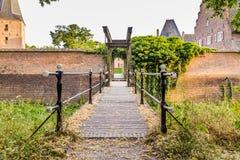 Doorwerth-Schloss Gelderland die Niederlande Stockfoto
