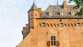 Doorwerth-Schloss Gelderland die Niederlande Stockfotos