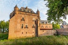 Doorwerth-Schloss Gelderland die Niederlande Stockbilder