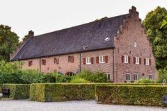 Doorwerth-Schloss Gelderland die Niederlande Lizenzfreies Stockfoto