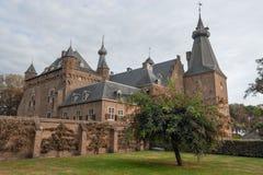 Doorwerth slott Arkivbild