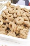 Doos van Donuts Stock Foto