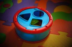 Doosstuk speelgoed Stock Afbeeldingen