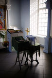 Dop i kyrkan Royaltyfri Fotografi
