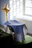 Dop i kyrkan Royaltyfria Foton