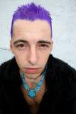 dopad punk arkivfoton
