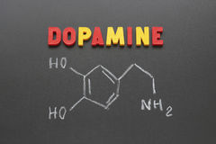 Dopamine Stock Image