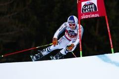 DOPFER Fritz in Audi Fis Alpine Skiing World-Kop Men's Reuzes Royalty-vrije Stock Foto's