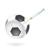 Doping and drugs out of sport Stock Photo