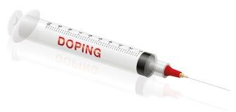 Free Doping Injection Syringe Stock Photos - 73147133