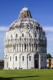 Dopkapell av San Giovanni Royaltyfria Bilder