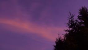 Dopo il tramonto Immagine Stock Libera da Diritti