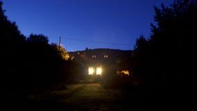 Dopo il tramonto Fotografia Stock Libera da Diritti