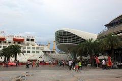 Dopo l'aggiornamento del mondo del mare a Shenzhen Fotografia Stock