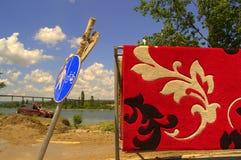 Dopo l'inondazione Varna la Bulgaria del 19 giugno Fotografia Stock Libera da Diritti