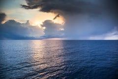 Dopo la tempesta… Immagine Stock Libera da Diritti