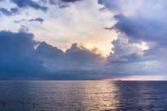 Dopo la tempesta… Fotografie Stock