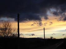 Dopo la tempesta… Fotografia Stock Libera da Diritti