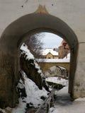 Dopo le pareti in Brasov Fotografie Stock Libere da Diritti