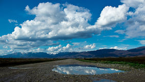 Dopo un acquazzone, Friuli Royalty Free Stock Images