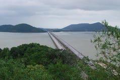 Doppelbrücke Lizenzfreies Stockbild