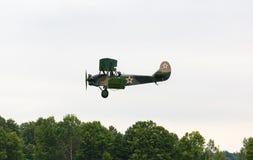 Doppeldecker Polikarpov Po-2, Flugzeuge WW2 lizenzfreie stockbilder
