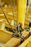 Doppeldecker Wing Construction lizenzfreies stockfoto